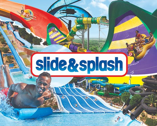 slide splash
