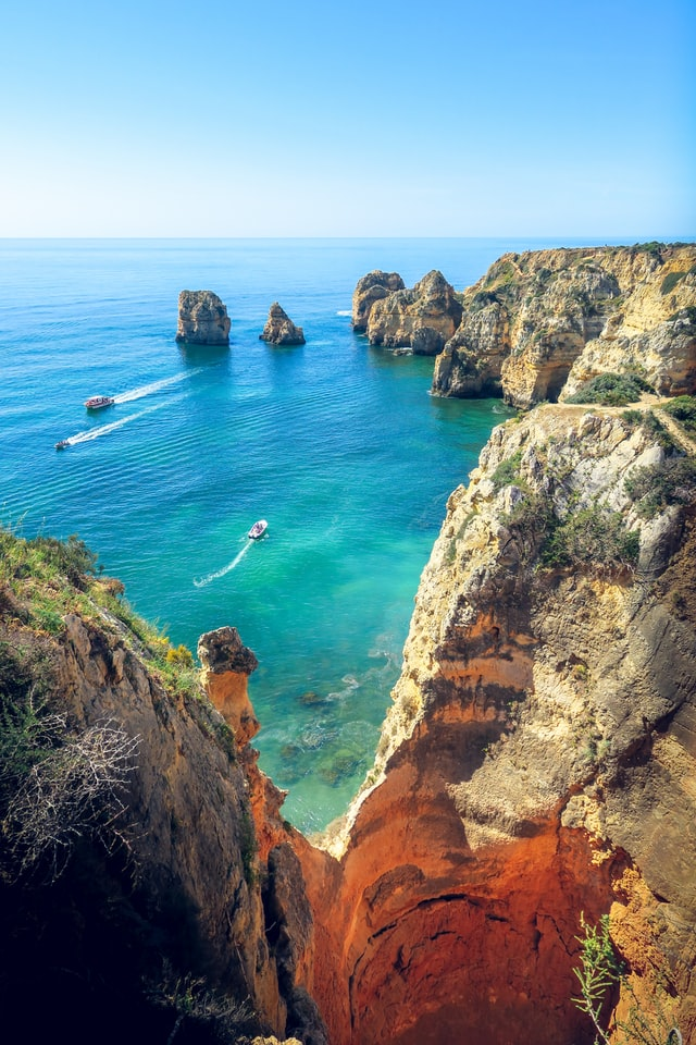 Boats Algarve
