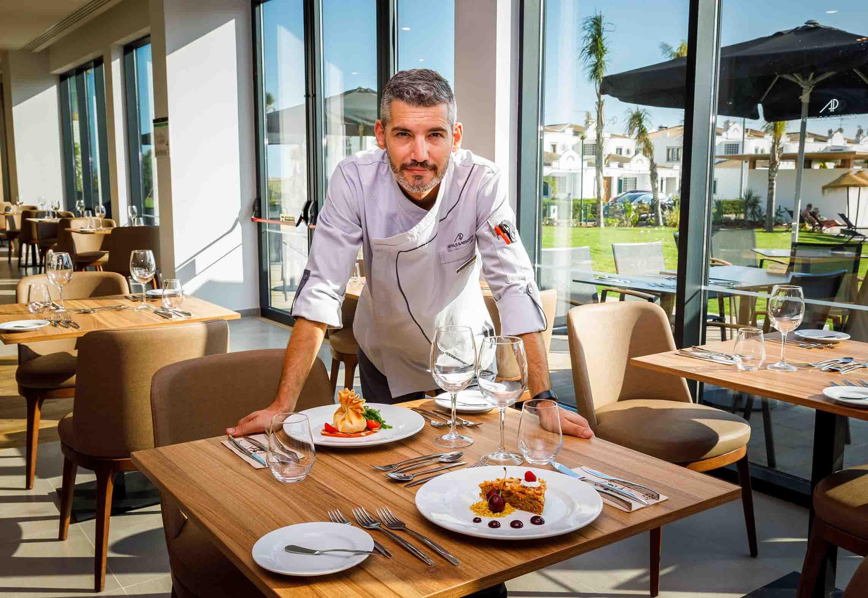 Chef Executivo Jorge Sancho